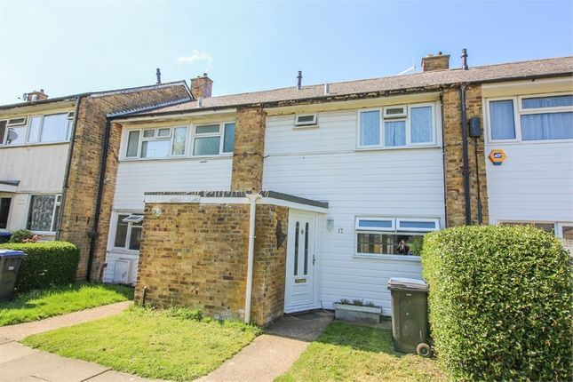 Thumbnail Terraced house for sale in Spencers Croft, Harlow, Essex