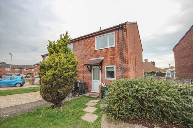 Thumbnail End terrace house to rent in Bay Tree Close, Patchway, Bristol