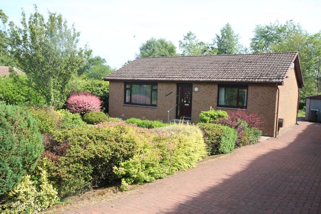 Thumbnail Detached bungalow for sale in Sidehead Road, Harthill, Shotts