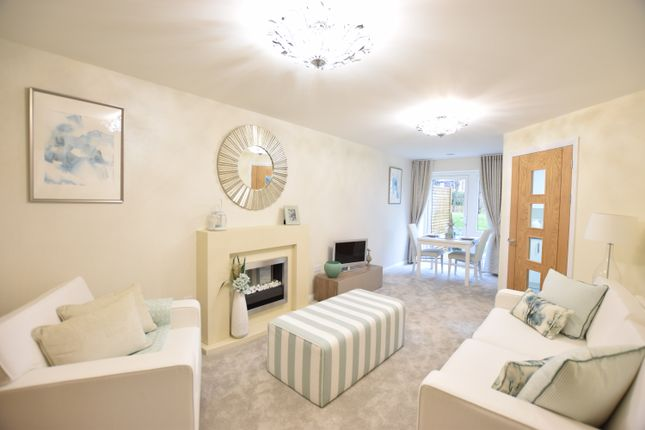 Thumbnail Flat for sale in Poachers Way, Thornton-Cleveleys