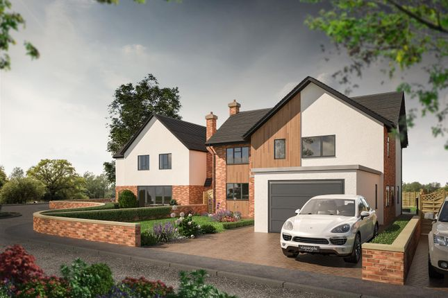 Thumbnail Detached house for sale in The Maples, Bratton Court, Bratton