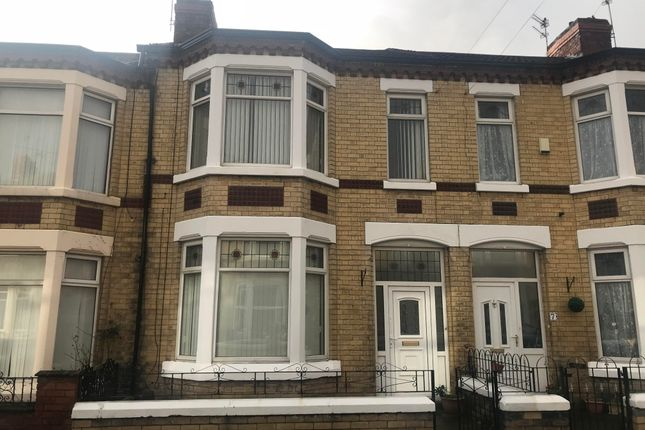 Thumbnail Property to rent in York Avenue, Wallasey