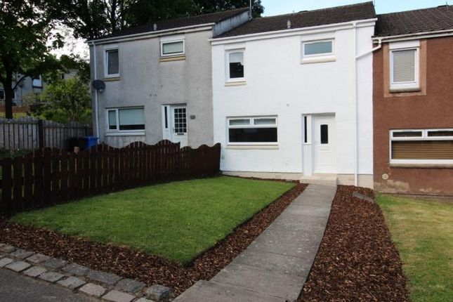 Thumbnail Terraced house to rent in 58 Rashieburn, Erskine
