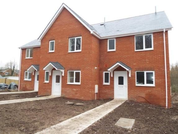 Thumbnail Semi-detached house for sale in Charlton, Andover, Hampshire