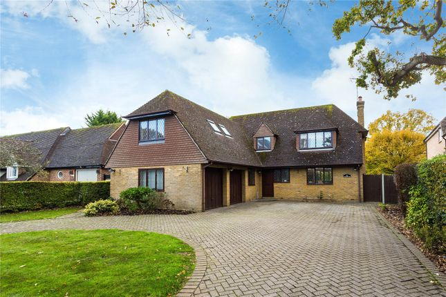 Thumbnail Detached house for sale in Ridgeway, Hutton, Brentwood, Essex