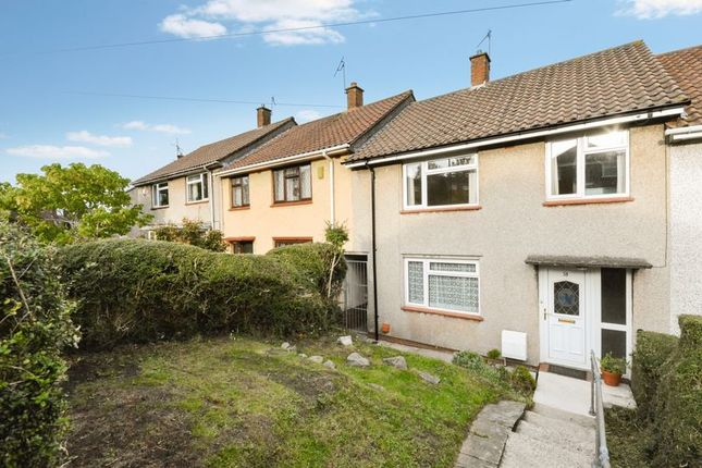 Thumbnail Terraced house for sale in Turtlegate Avenue, Bishopsworth, Bristol