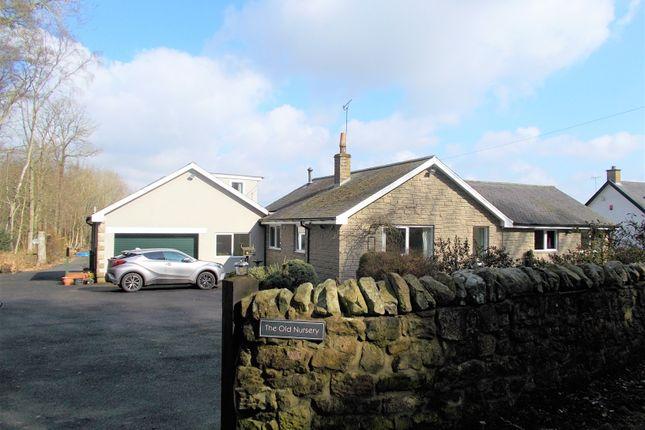 Thumbnail Detached bungalow for sale in Scots Gap, Morpeth