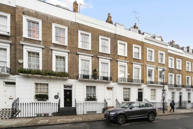 Thumbnail Property to rent in Rawlings Street, Chelsea