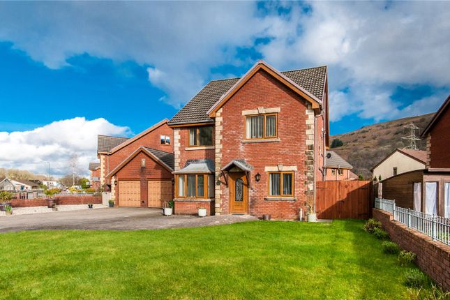 Thumbnail Detached house for sale in Graig Newydd, Godrergraig, Swansea