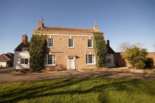 Thumbnail Detached house for sale in West Huntspill, Highbridge
