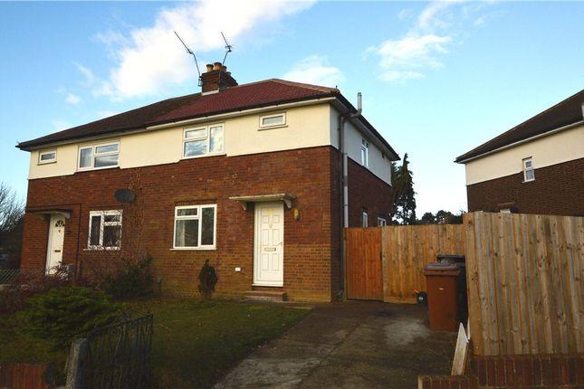 Thumbnail Semi-detached house to rent in Beldams Lane, Bishop's Stortford