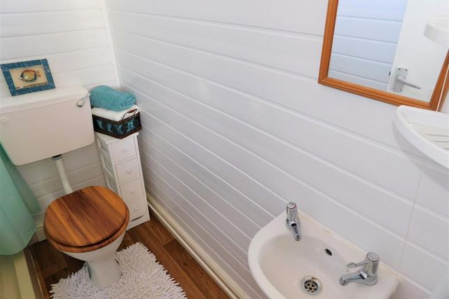 Shower Room of Mablethorpe Chalet Park, Links Avenue, Mablethorpe LN12
