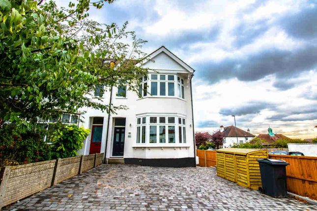 Thumbnail Block of flats for sale in Selsdon Road, South Croydon