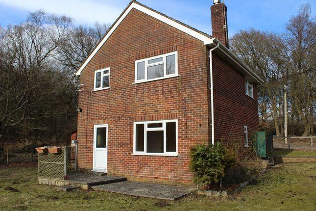 Thumbnail Detached house to rent in Patchington Copse, Longparish, Andover