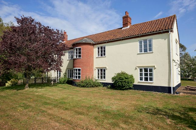 Thumbnail Detached house for sale in Ilketshall St. John, Beccles
