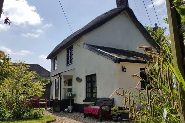 2 bed detached house for sale in The Green, Whimple, Exeter