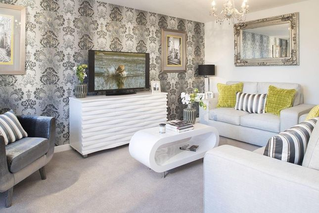 """Thumbnail Detached house for sale in """"Irving"""" at Wonastow Road, Monmouth"""