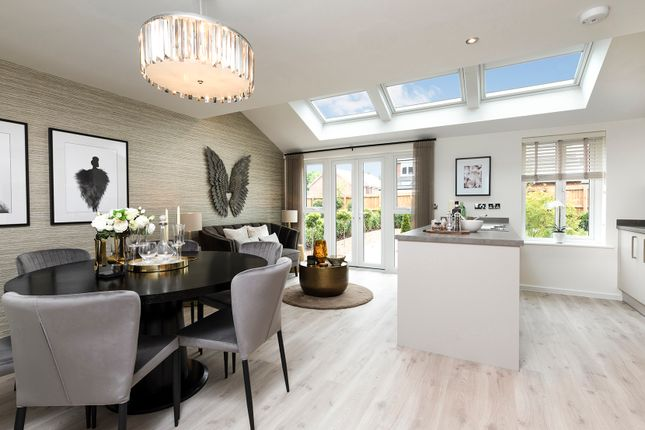 Thumbnail Detached house for sale in Ribblesdale Avenue, Accrington, Lancashire