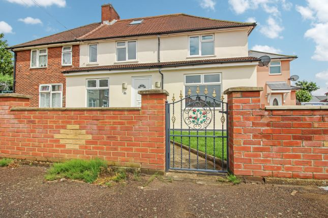 Thumbnail Semi-detached house to rent in Rothwell Road, Dagenham