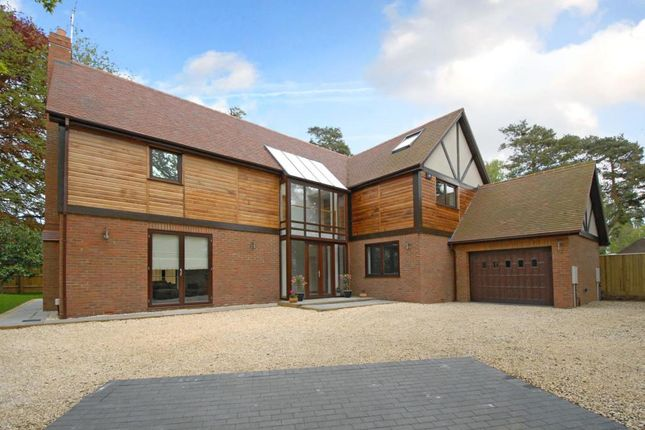 Thumbnail Detached house to rent in Gillotts Lane, Henley-On-Thames RG9,