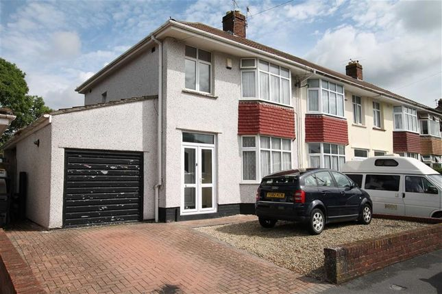 Thumbnail End terrace house for sale in Dursley Road, Shirehampton, Bristol