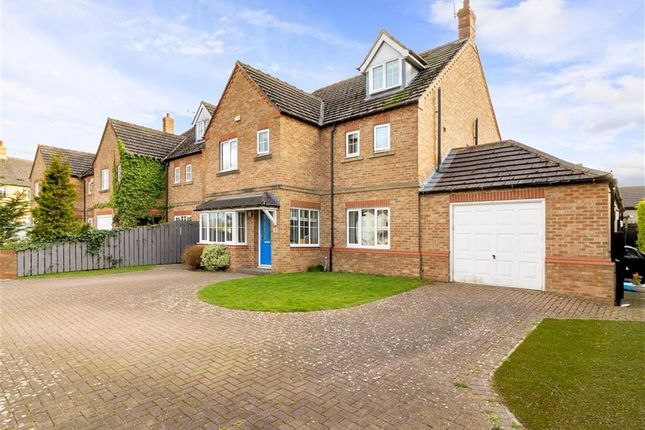 Thumbnail Detached house for sale in Dawson Court, Harrogate, North Yorkshire