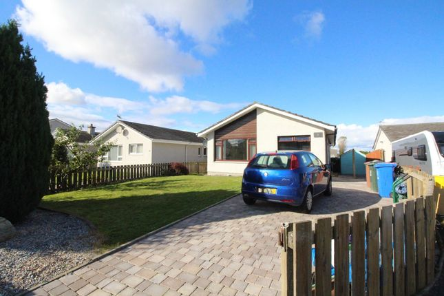 Thumbnail Detached bungalow for sale in Birkenhillock Road, Forres