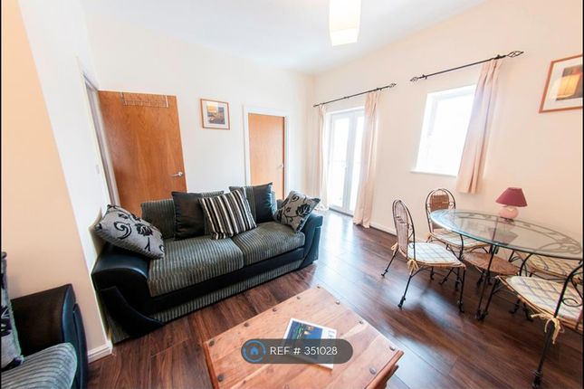 Thumbnail Flat to rent in Manchester Court, London