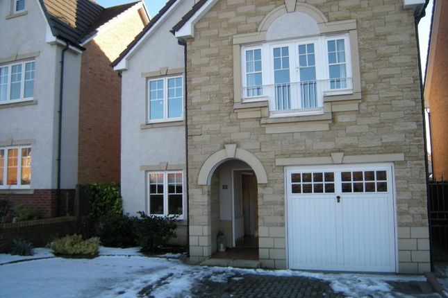 Thumbnail Detached house to rent in Braemar Drive, Dunfermline, Fife