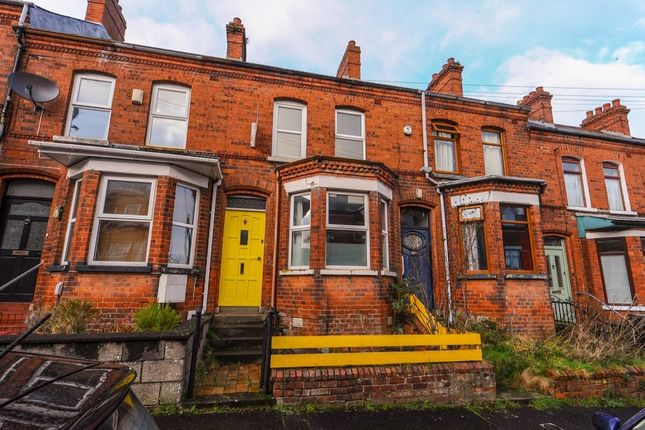Thumbnail Terraced house for sale in Sandhurst Drive, Belfast