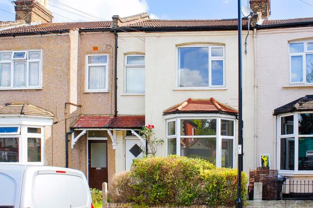Thumbnail Terraced house for sale in Stanley Road, Edmonton