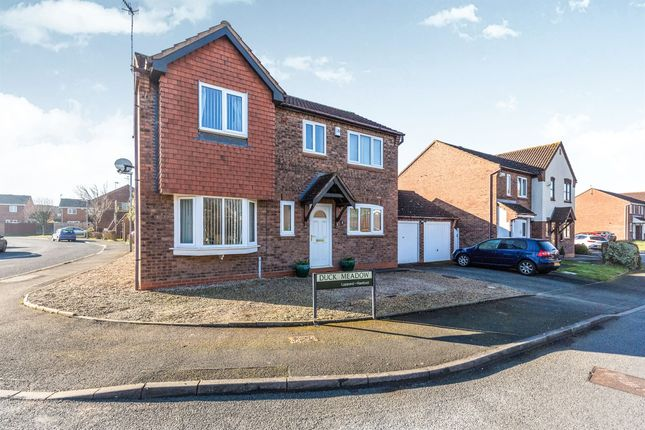 Thumbnail Detached house for sale in Duck Meadow, Lyppard Hanford, Worcester
