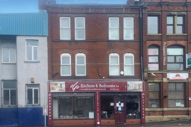 Thumbnail Retail premises for sale in 12-14 Shaw Road, Oldham, Lancashire