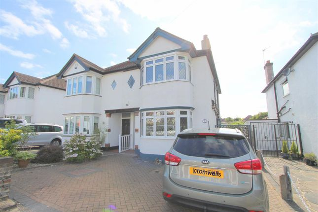 Thumbnail Semi-detached house for sale in Lavington Road, Beddington, Croydon