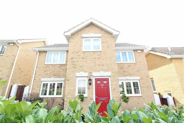 Thumbnail Detached house to rent in Southend Road, Wickford, Essex