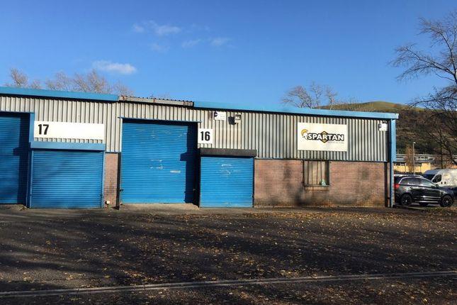 Industrial to let in Unit 16, Albion Industrial Estate, Cilfynydd Rd, Cilfynydd, Pont, Cilfynydd