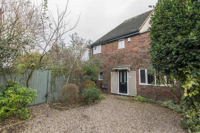 Thumbnail Semi-detached house for sale in Penmore Street, Hasland, Chesterfield