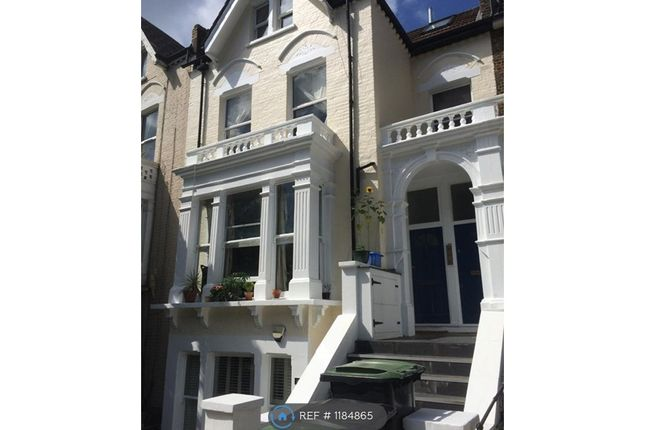 Thumbnail Flat to rent in Endymion Road, London