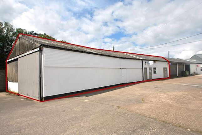 Thumbnail Industrial to let in Pilton Quay, Barnstaple