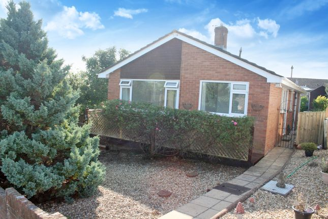 Thumbnail Detached bungalow for sale in Rowan Way, Exwick, Exeter