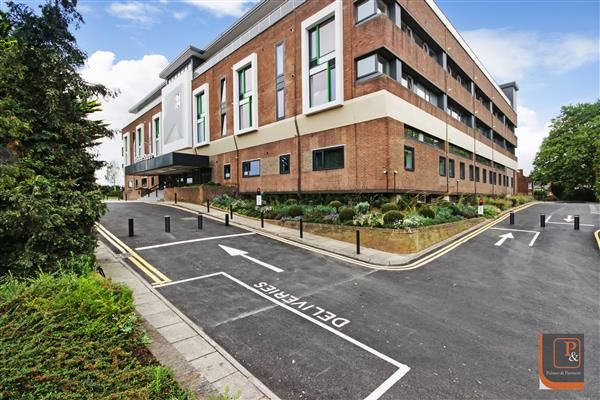 Thumbnail Flat for sale in ), Station Square, Bergholt Road, Colchester, Colchester