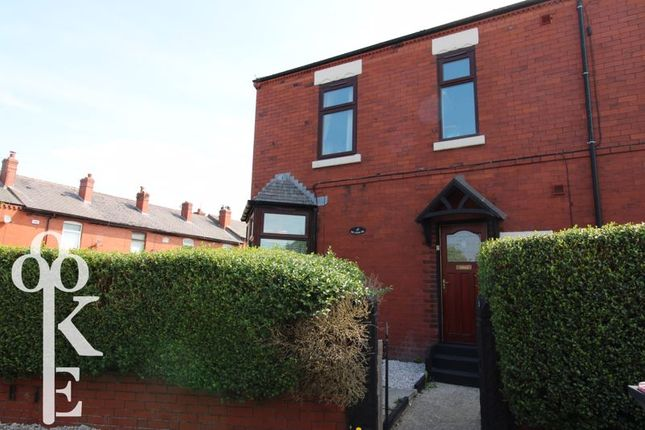 2 bed flat to rent in Leigh Road, Worsley, Manchester M28
