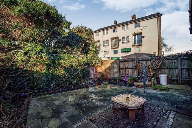 Rear Garden of Harrow Manorway, London SE2