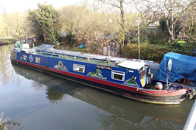 Narrow Boat of Hallingbury Road, Bishop's Stortford CM22