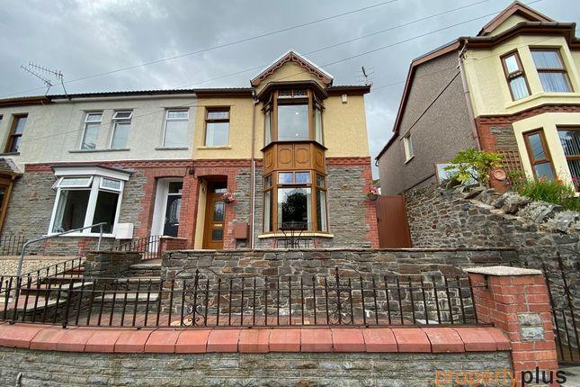 4 bed semi-detached house for sale in Llanfair Road Penygraig -, Tonypandy CF40