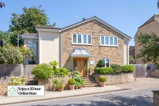 Thumbnail Detached house for sale in Wothorpe Road, Stamford