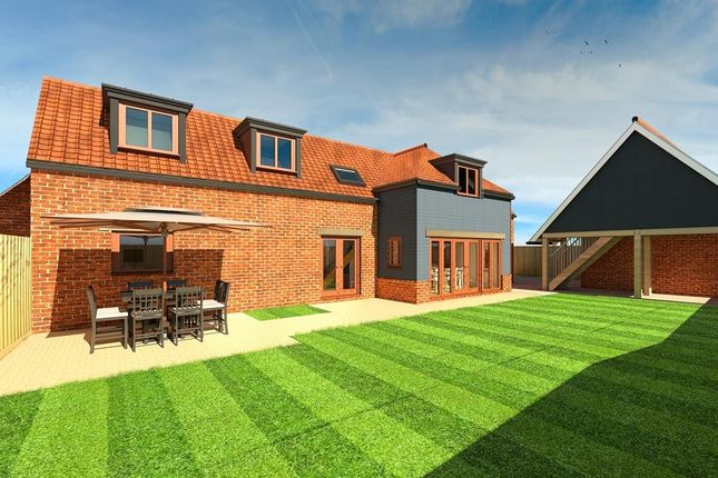 Thumbnail Barn conversion for sale in High Street, Rippingale, Bourne