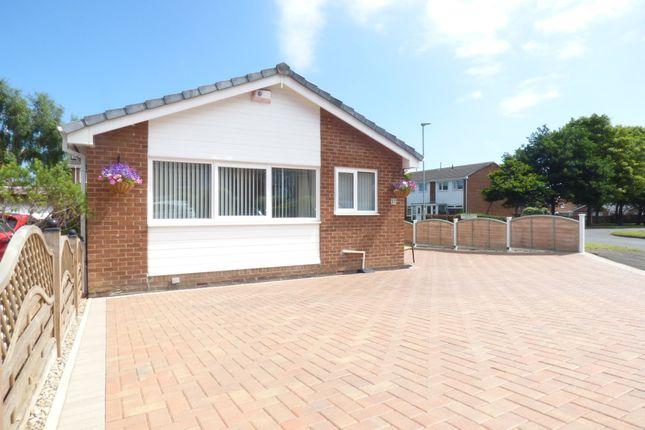 3 bed bungalow for sale in Woburn Drive, Bedlington NE22