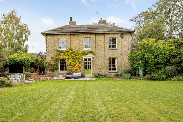 Thumbnail Detached house for sale in Thorney Road, Eye, Peterborough