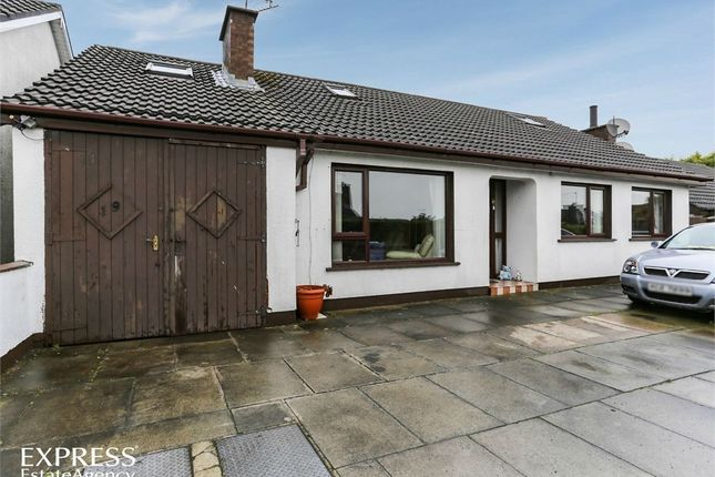 Thumbnail Detached bungalow for sale in Glen View, Moira, Craigavon, County Armagh